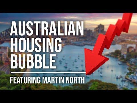 Australian Housing Bubble with Martin North