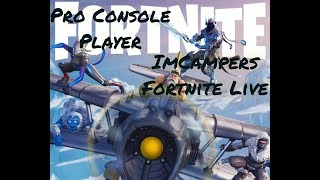 FORTNITE LIVE STREAM NEW SHAOLIN SIT UP // GIVEAWAY HAPPENING AT 4K