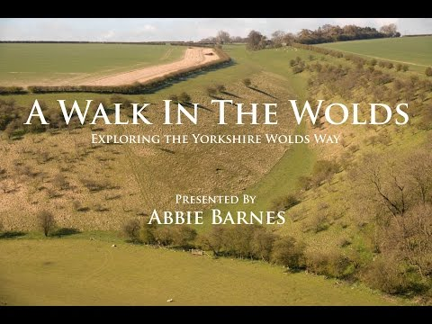 A Walk In The Wolds - Exploring The Yorkshire Wolds Way National Trail |