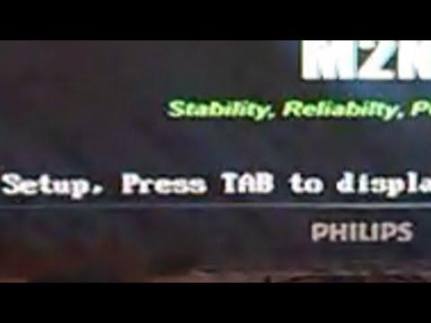 Как зайти в BIOS в Windows XP