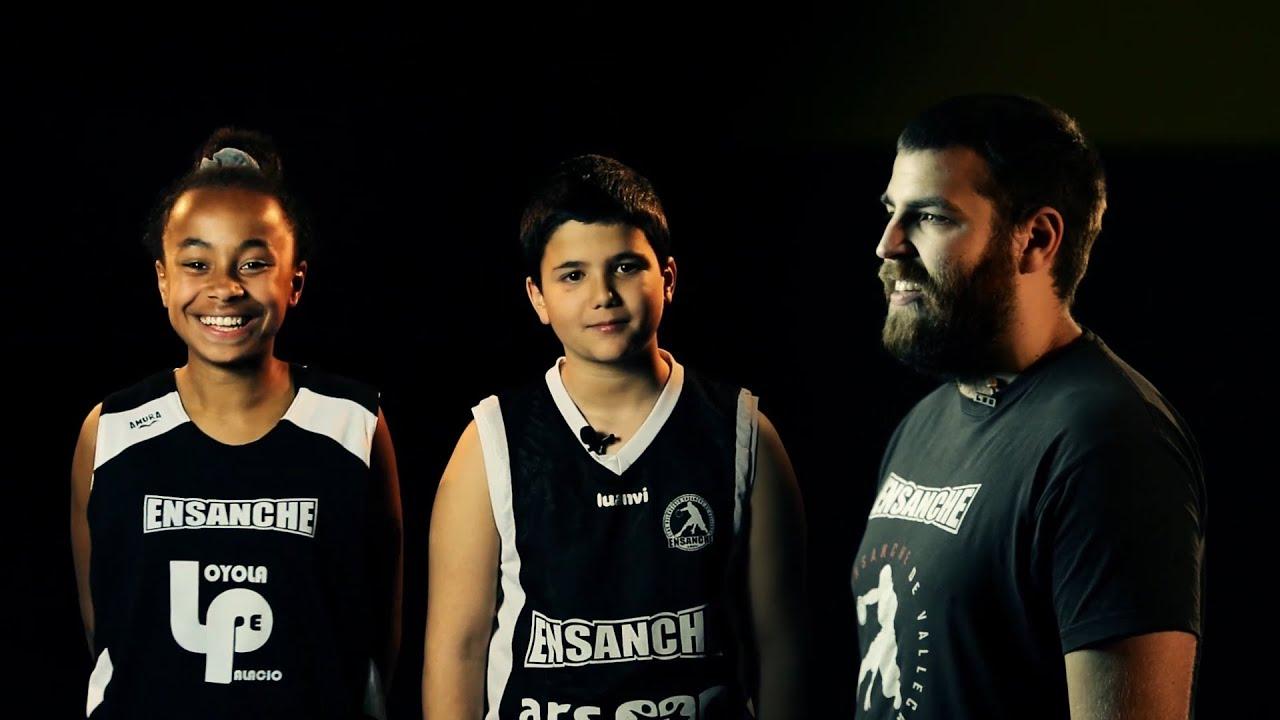 Ensanche de vallecas basket lovers youtube - Ensanche de vallecas ...