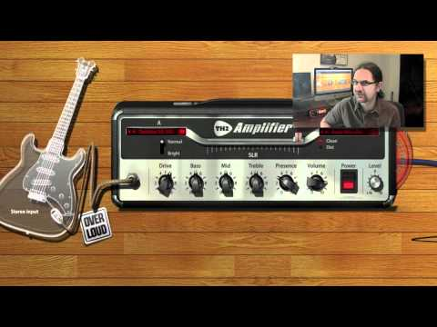 Overloud TH2 Amplifier Morphing
