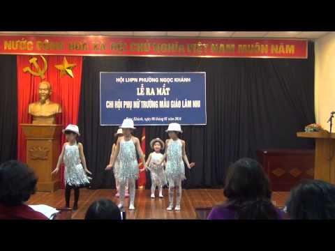 Múa Rock vầng trăng - TT New vision trường MN Lâm Nhi