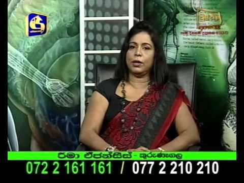 2015.09.22 - Channel D | Interview with Dr. Nayana Perera.