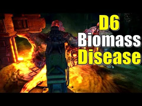 The Biomass Creature in Metro 2033 Redux | Crane, Proposed Infection, Lore, and Morphology