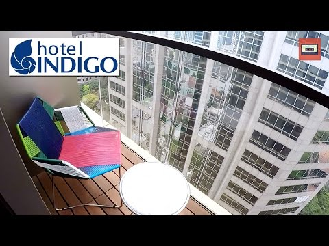 Hotel Indigo Bangkok (Wireless Road) Boutique Hotels, Central Embassy Shopping Mall Bangkok