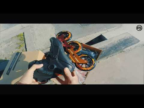 Kaze Trinity - Freeskating / SUV skating in South Africa - Powerslide Inline skates