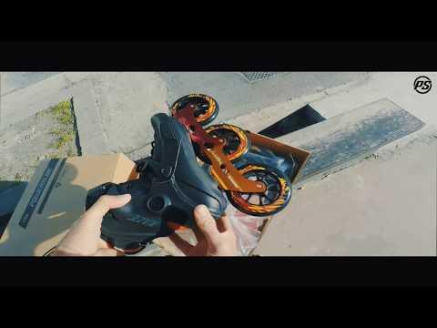 Kaze Trinity - Freeskating / SUV skating in South Africa - Powerslide Inline skates