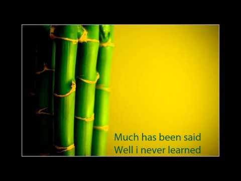 Much Has bEEn Said - Bamboo
