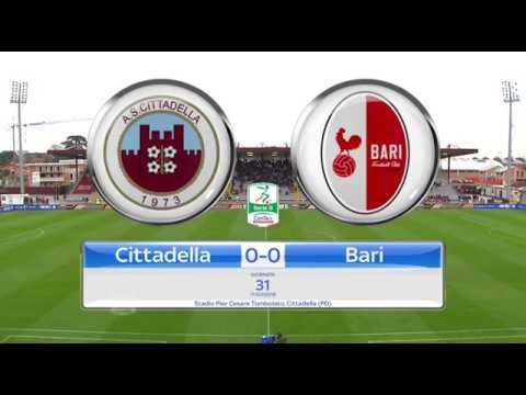 Serie B ConTe.it: Cittadella-Bari 0-0 (31a giornata - 2017/18)
