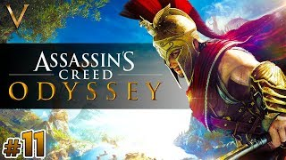 Assassin's Creed Odyssey PL (11) - WYROCZNIA! | Vertez | Zagrajmy w AC Odyseja