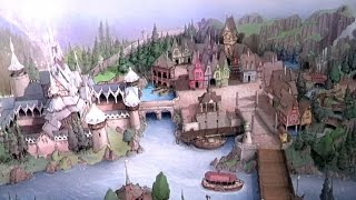 Tokyo Disneyland, Disney Sea World of FROZEN, Disneyland Paris 25th, Announcements D23 Expo