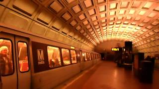 WMATA (Metrorail): Silver Spring bound Red (RD) Line @ Union Station