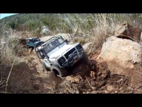 Clube Land Rover Portugal RC #16   Penhas da Marmeleira e Vale Travesso