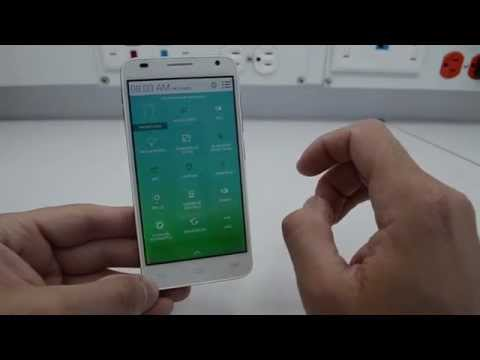Alcatel One Touch idol 2 Mini S (Unboxing )