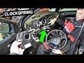 DODGE JOURNEY CLOCKSPRING STEERING WHEEL MODULE REPLACEMENT REMOVAL |  FIAT FREEMONT
