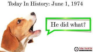 June 1, 1974: Dr. Henry Heimlich and His Beagles