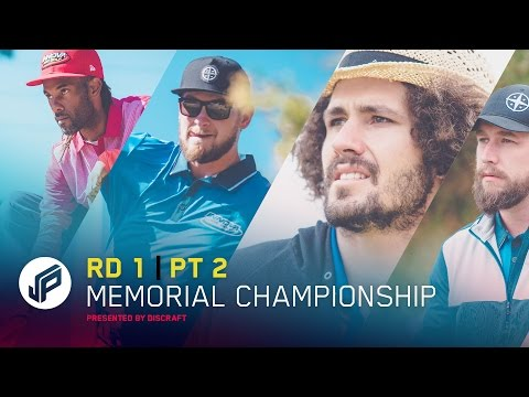 2017 Memorial Championship | Rd 1, Pt2 | Brathwaite, Koling, Locastro, Sexton