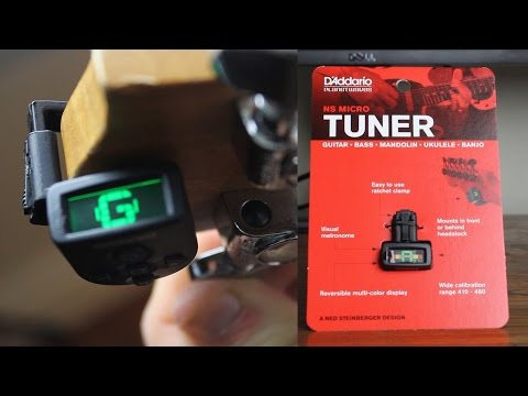 d'addario-/-planet-waves-ns-micro-tuner