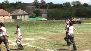 Калчева 2015 - Сбор (футбол, поздравление и концерт ) часть 1