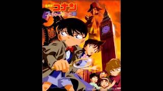 Detective Conan Movie 6 OST Londres en la noche -  la segunda escena del crimen