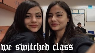 twins switch classes