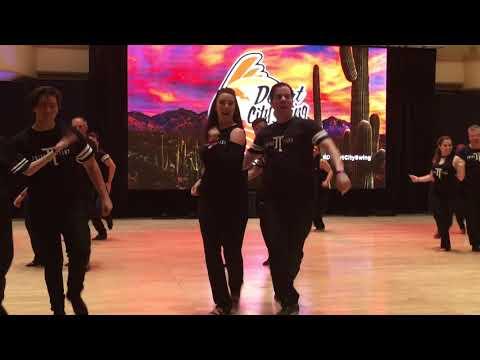 "Season 5 JT Varsity Performance At ""Desert City Swing"" 2019"