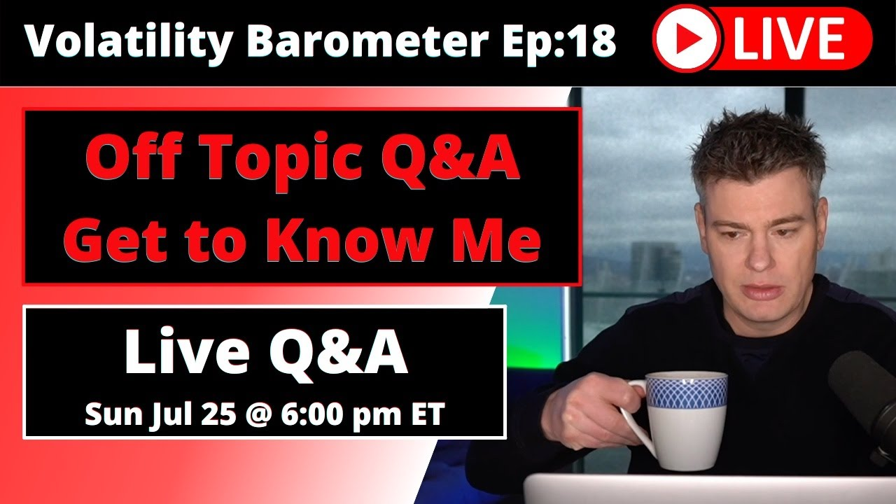 VTS Livestream #18)  Ask me Anything!  Politics, Religion, Digital Nomad Life, Relationships, etc...