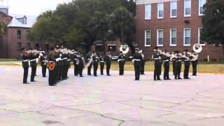 Parris Island Marine Band - Rolling Thunder
