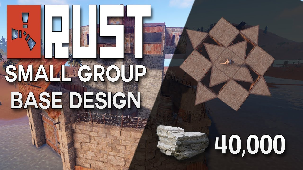 Latest update rust duo or trio base design rust base building rust duo or trio base design rust base building 40000 stone clipzui malvernweather Images