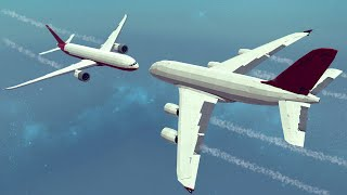 Airplane Crashes Shootdowns Midair Collisions And More 7 Besiege