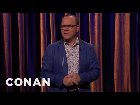 Tom Papa Stand-Up 06/14/17 - CONAN on TBS - YouTube
