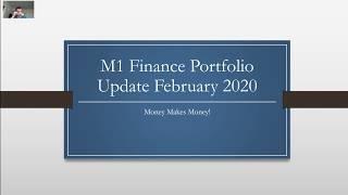 M1 Finance Portfolio Update February 2020 I Dividend Portfolio I Monthly Stocks