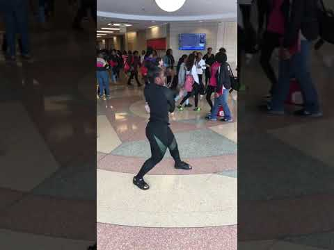 City Girls Twerk Challenge High School Version