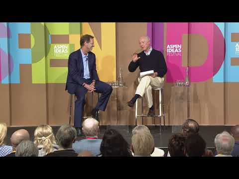 David Bradley Interviews Aspen Institute President & CEO Dan ...