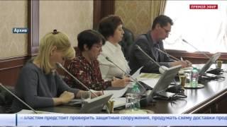 Тюменской области начались мероприятия по подготовке к весеннему паводку