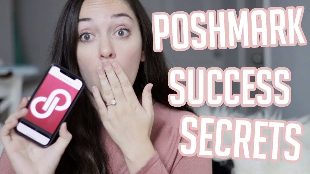 The Secrets to Success on Poshmark