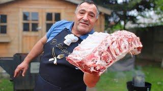 Главный принцип приготовления сочного мяса на мангале