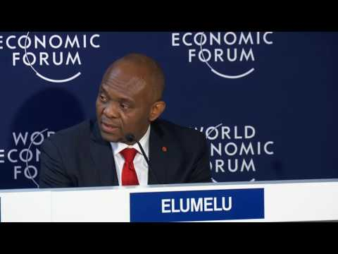 Davos 2015 - Press Conference Africa Energy Leaders Group !!