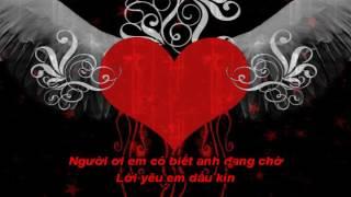 [Karaoke] Thần Thoại - Phan Đinh Tùng ft Thùy Chi (beat chuẩn dành cho nam)