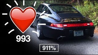 Things I LOVE about my Porsche 993 | EP043