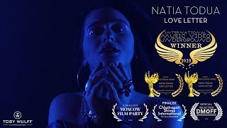 NATIA TODUA - LOVE LETTER (OFFICIAL MUSIC VIDEO) - TOBY WULFF FILMPRODUKTION BERLIN