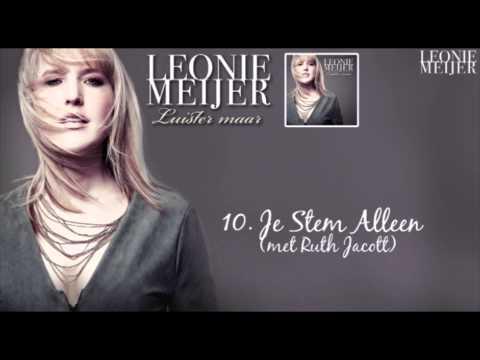 Leonie Meijer - Je Stem Alleen (Met Ruth Jacott)