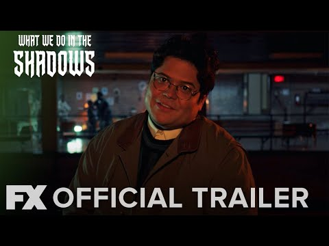 What We Do in the Shadows | Season 2: Official Trailer [HD] | FX