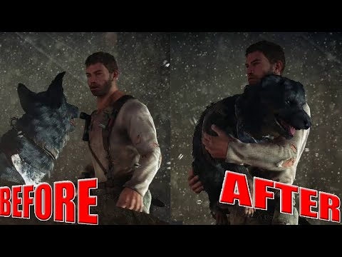 Max Finds His DOG - MAD MAX Ultra Graphics 1080p HD Long Gameplay
