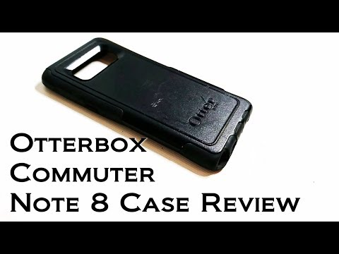 OtterBox Note 8 Commuter Review After 1 Year