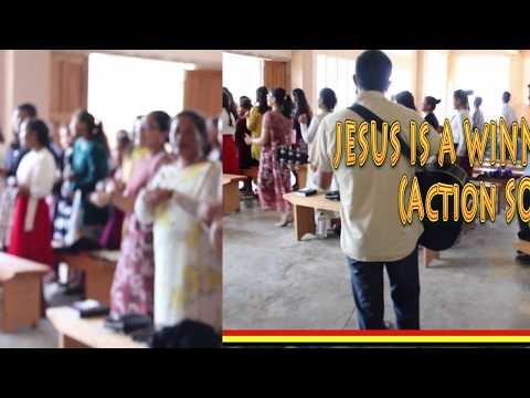 Jesus Is A Winner Man (Action Song)