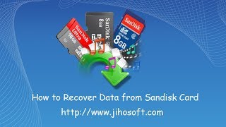 sandisk card recovery, how to recover data from sandisk memory card