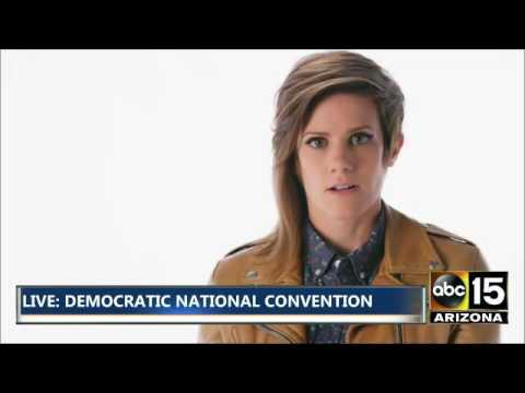 FULL: Cameron Esposito tax video - Democratic National Convention