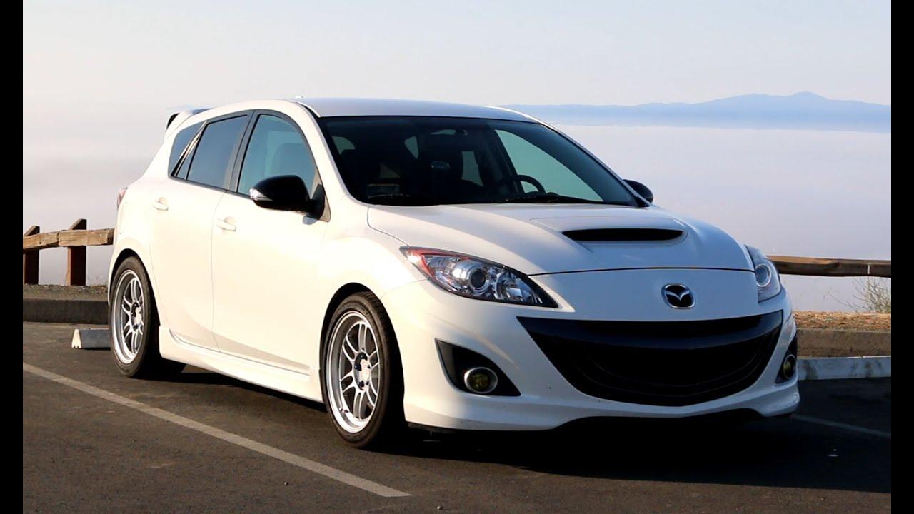 2013 Mazdaspeed3 Review Torque Steer=FUN